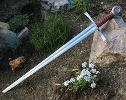 CONWAL Single Handed Medieval Sword FULL TANG