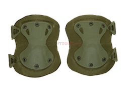 XPD Knee Pads, Invader Gear, green