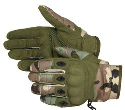 Elite Gloves, men's, camouflage