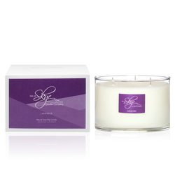 Lavender 3 Wick Candle