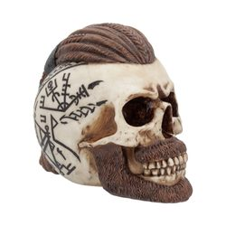 RAGNAR VIKING SKULL, decoration