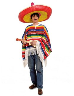 MEXICAN COSTUME - COSTUME RENTAL