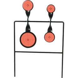 Double Spinner Target