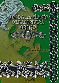 Viking and Slavic Ornamental Design. With Rus Add-On
