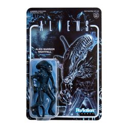 Alien Warrior Nightfall Blue 10 cm
