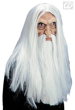 WIZARD MASK, costume rental