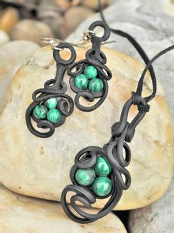 MALACHITE FANTASY SET
