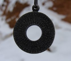 Magic Code of Alessandro Cagliostro, pendant