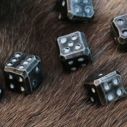Forged Dice 1 pc