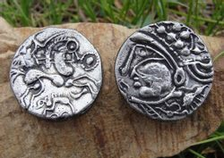 CELTIC STATER from Gaul