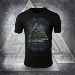 VALKNUT men's T-shirt, colored