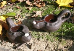 ROMAN OIL LAMP - replica