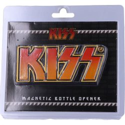 KISS Bottle Opener Magnet
