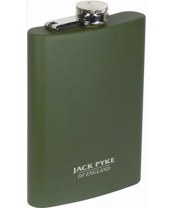 HIP FLASK, Stainless Steel, 8 oz/235 ml