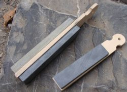 SHARPENING STONE,sandstone and shale