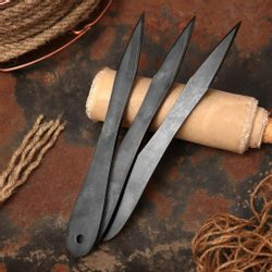 ARROW THROWING KNIVES, set of 3