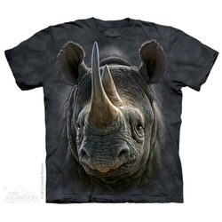 Black Rhino, The Mountain, t-shirt