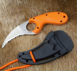 KNIFE Bear Claw Emergency & Rescue CRKT