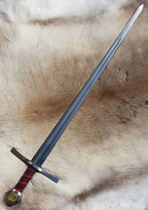 DURENDAL, MEDIEVAL SWORD FULL TANG - MEDIEVAL SWORDS{% if kategorie.adresa_nazvy[0] != zbozi.kategorie.nazev %} - WEAPONS - SWORDS, AXES, KNIVES{% endif %}