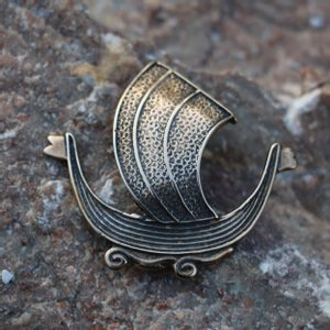 DRAKKAR, VIKING SHIP, AMULET, BRONZE - PENDANTS, NECKLACES{% if kategorie.adresa_nazvy[0] != zbozi.kategorie.nazev %} - JEWELLERY{% endif %}