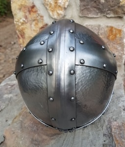 STEFNIR, VIKING OCULAR HELMET WITH CHEEK GUARDS - VIKING AND NORMAN HELMETS{% if kategorie.adresa_nazvy[0] != zbozi.kategorie.nazev %} - ARMOUR HELMETS, SHIELDS{% endif %}