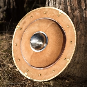 HOPLON, ANCIENT GREEK SHIELD - LIVING HISTORY SHIELDS{% if kategorie.adresa_nazvy[0] != zbozi.kategorie.nazev %} - ARMOUR HELMETS, SHIELDS{% endif %}
