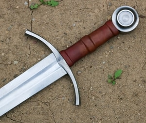 ROHAN, MEDIEVAL SWORD FORGED, SHARP REPLICA - MEDIEVAL SWORDS{% if kategorie.adresa_nazvy[0] != zbozi.kategorie.nazev %} - WEAPONS - SWORDS, AXES, KNIVES{% endif %}