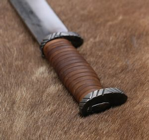 SIGURD, LONG SEAX KNIFE - SAEX KNIVES, SCRAMASAX{% if kategorie.adresa_nazvy[0] != zbozi.kategorie.nazev %} - WEAPONS - SWORDS, AXES, KNIVES{% endif %}