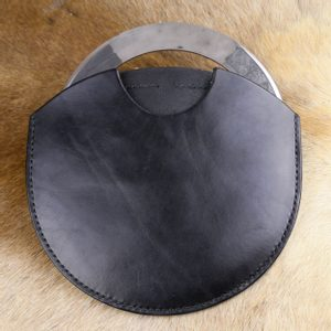LEATHER CASE FOR CHAKRAM - SHARP BLADES - THROWING KNIVES{% if kategorie.adresa_nazvy[0] != zbozi.kategorie.nazev %} - WEAPONS - SWORDS, AXES, KNIVES{% endif %}