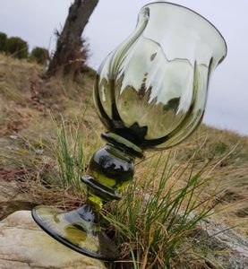 GOBLET OF MALTESE KNIGHTS - HISTORICAL GLASS{% if kategorie.adresa_nazvy[0] != zbozi.kategorie.nazev %} - CERAMICS, GLASS{% endif %}