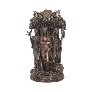 MAIDEN, MOTHER CRONE 27CM FIGURINE - FIGURES, LAMPS, CUPS{% if kategorie.adresa_nazvy[0] != zbozi.kategorie.nazev %} - PAGAN DECORATIONS{% endif %}