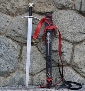 BOHEMIA, ONE-HANDED SWORD - MEDIEVAL SWORDS{% if kategorie.adresa_nazvy[0] != zbozi.kategorie.nazev %} - WEAPONS - SWORDS, AXES, KNIVES{% endif %}