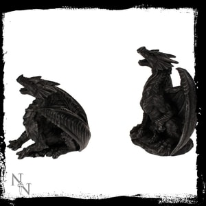 DRAGONS, DARK FURY, SET OF 2 - DRAGONS{% if kategorie.adresa_nazvy[0] != zbozi.kategorie.nazev %} - PAGAN DECORATIONS{% endif %}