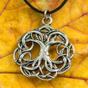 CELTIC TREE OF LIFE, KNOTTED, TIN PENDANT - CELTIC PENDANTS{% if kategorie.adresa_nazvy[0] != zbozi.kategorie.nazev %} - JEWELLERY{% endif %}