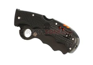 C79 ASSIST RESCUE FOLDER, SPYDERCO, BLACK - BLADES - TACTICAL{% if kategorie.adresa_nazvy[0] != zbozi.kategorie.nazev %} - TORRIN OUTDOOR SHOP{% endif %}