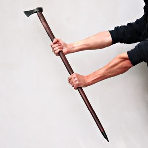 VALASKA TRADITIONAL FORGED CARPATHIAN AXE - AXES, POLEWEAPONS{% if kategorie.adresa_nazvy[0] != zbozi.kategorie.nazev %} - WEAPONS - SWORDS, AXES, KNIVES{% endif %}