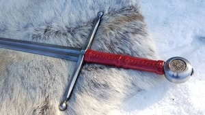 ROSENBERG, HAND AND A HALF SWORD - MEDIEVAL SWORDS{% if kategorie.adresa_nazvy[0] != zbozi.kategorie.nazev %} - WEAPONS - SWORDS, AXES, KNIVES{% endif %}