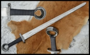 ROMAN GERMANIC SWORD - ANCIENT SWORDS - CELTIC, ROMAN{% if kategorie.adresa_nazvy[0] != zbozi.kategorie.nazev %} - WEAPONS - SWORDS, AXES, KNIVES{% endif %}