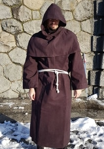 MONK, MEDIEVAL COSTUME - CLOTHING FOR MEN{% if kategorie.adresa_nazvy[0] != zbozi.kategorie.nazev %} - SHOES, COSTUMES{% endif %}