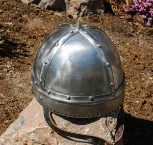 HELMET AFTER GJERMUNDBU HELM - VIKING AND NORMAN HELMETS{% if kategorie.adresa_nazvy[0] != zbozi.kategorie.nazev %} - ARMOUR HELMETS, SHIELDS{% endif %}