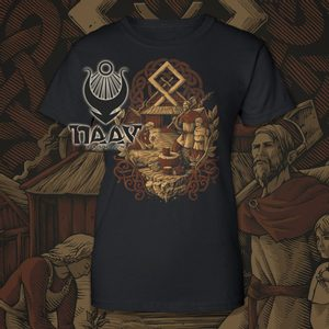 ODAL, WOMEN'S T-SHIRT, COLOURED - PAGAN T-SHIRTS NAAV FASHION{% if kategorie.adresa_nazvy[0] != zbozi.kategorie.nazev %} - T-SHIRTS, BOOTS{% endif %}