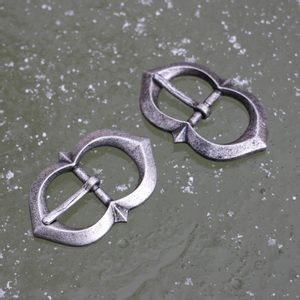 MEDIEVAL BUCKLE ZINC 20MM - BELT ACCESSORIES{% if kategorie.adresa_nazvy[0] != zbozi.kategorie.nazev %} - LEATHER PRODUCTS{% endif %}