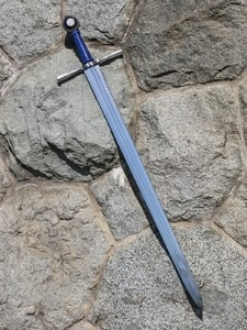 GIRALD, MEDIEVAL BROADSWORD, 14TH CENTURY - MEDIEVAL SWORDS{% if kategorie.adresa_nazvy[0] != zbozi.kategorie.nazev %} - WEAPONS - SWORDS, AXES, KNIVES{% endif %}