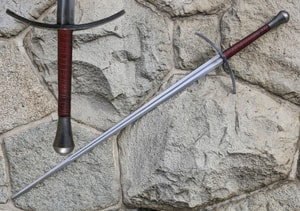 RATIMIR, ONE-AND-A-HALF SWORD - MEDIEVAL SWORDS{% if kategorie.adresa_nazvy[0] != zbozi.kategorie.nazev %} - WEAPONS - SWORDS, AXES, KNIVES{% endif %}