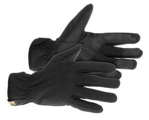 GLOVES SOFTSHELL BLACK CLAWGEAR - GLOVES{% if kategorie.adresa_nazvy[0] != zbozi.kategorie.nazev %} - TORRIN OUTDOOR SHOP{% endif %}