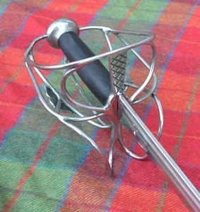 SCOTTISH BACKSWORD, 16TH CENTURY, EXACT BATTLE READY REPLICA - FALCHIONS, SCOTLAND, OTHER SWORDS{% if kategorie.adresa_nazvy[0] != zbozi.kategorie.nazev %} - WEAPONS - SWORDS, AXES, KNIVES{% endif %}