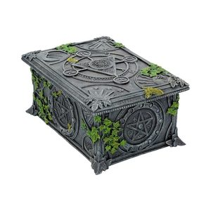 WICCAN PENTAGRAM TAROT BOX - BOXES, PENCIL CASES{% if kategorie.adresa_nazvy[0] != zbozi.kategorie.nazev %} - PAGAN DECORATIONS{% endif %}