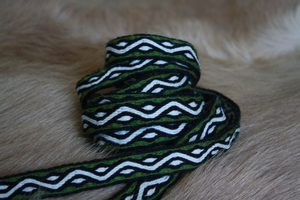 HEDDLE BELT - TABLET WOVEN STRAP X, 1 METER - DECORATIVE TEXTILE BELTS{% if kategorie.adresa_nazvy[0] != zbozi.kategorie.nazev %} - SHOES, COSTUMES{% endif %}