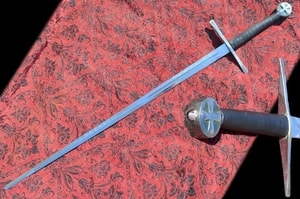 RITTER, MEDIEVAL LONG SWORD - MEDIEVAL SWORDS{% if kategorie.adresa_nazvy[0] != zbozi.kategorie.nazev %} - WEAPONS - SWORDS, AXES, KNIVES{% endif %}