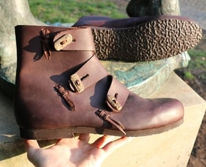 BORG, VIKING LEATHER SHOES - VIKING, SLAVIC BOOTS{% if kategorie.adresa_nazvy[0] != zbozi.kategorie.nazev %} - SHOES, COSTUMES{% endif %}